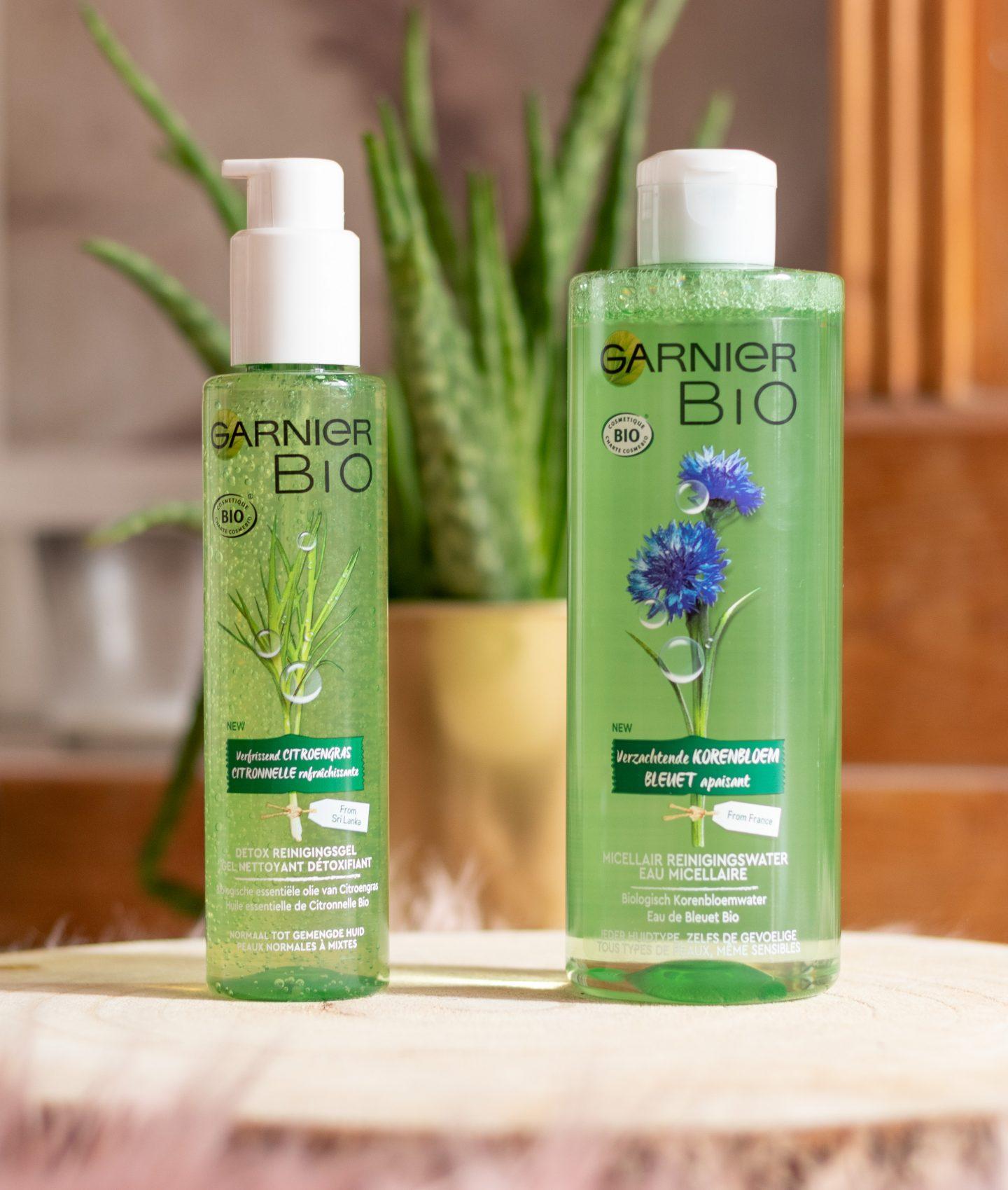 Nieuw| Garnier Bio Reinigingsproducten