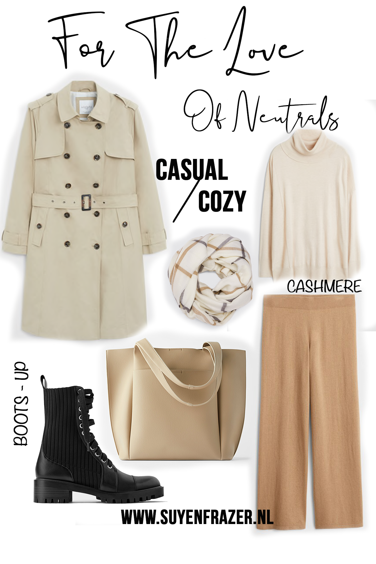 PLUS SIZE |How To Wear Whites and Neutrals