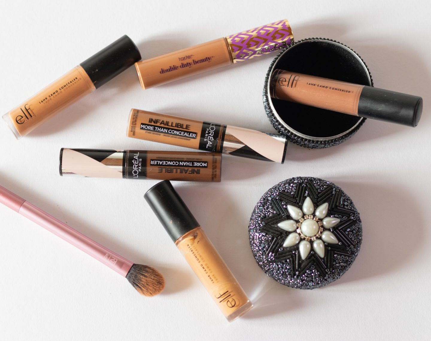The Best Full-Coverage Concealers You Can Buy