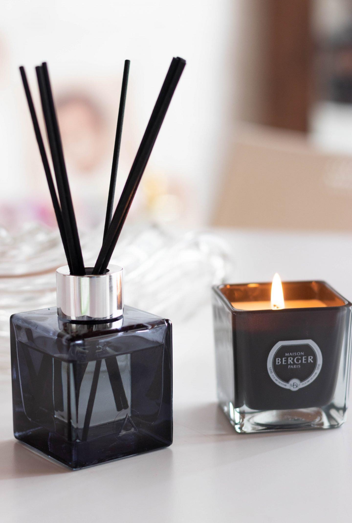 Maison Berger Paris |Geurstokjes en Geur kaarsen