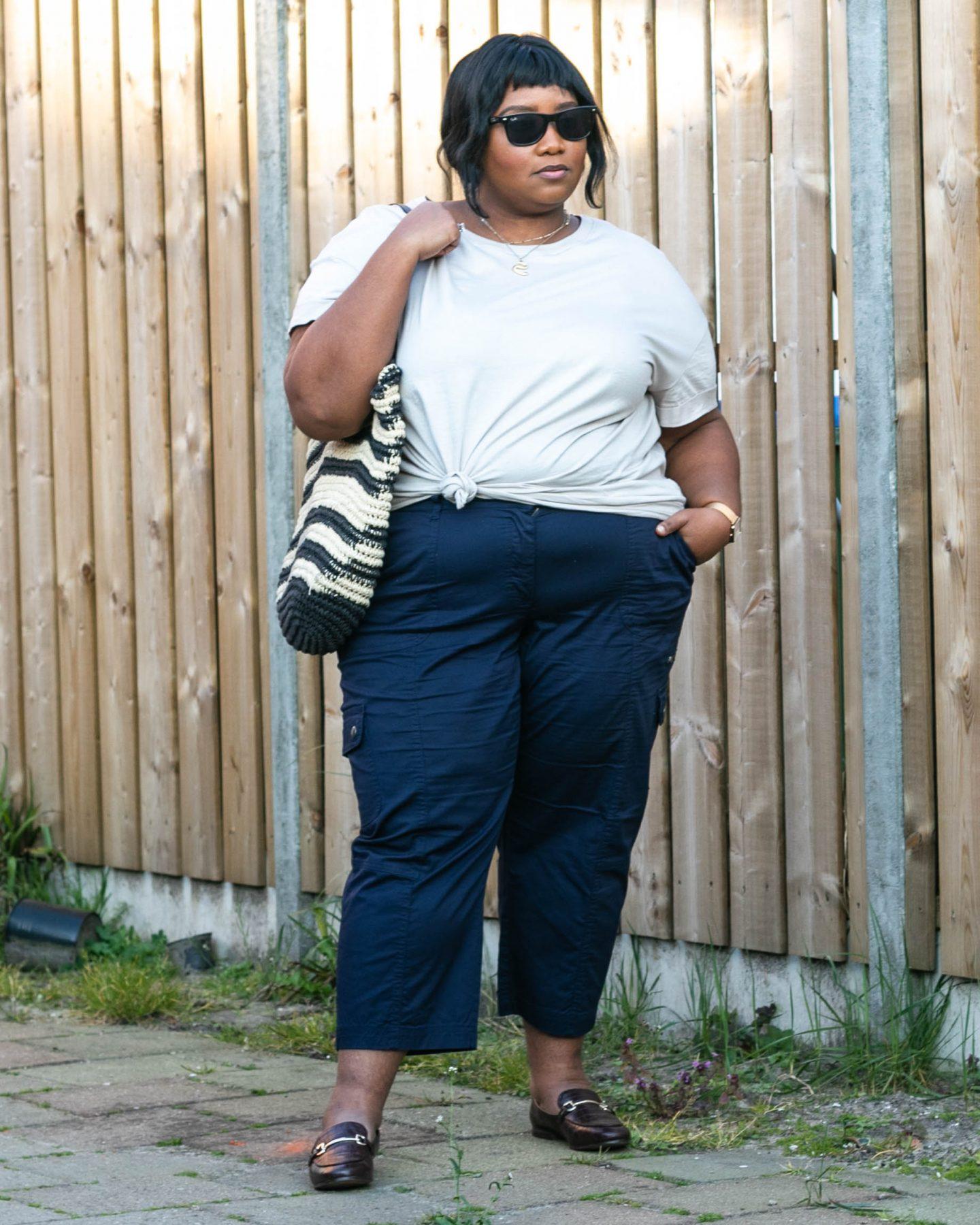 Cargo Broek Zo Draag Ik Het Als Plus-size Vrouw