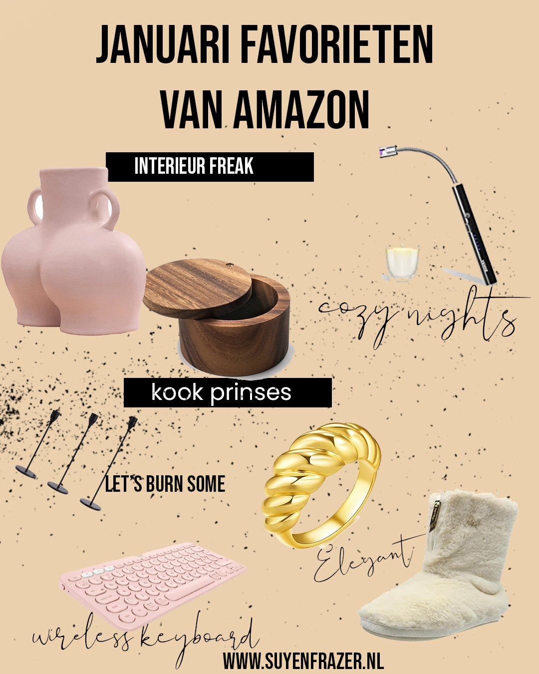 Amazon Nederland Shoplog Wat Ik Heb Gekocht In Januari