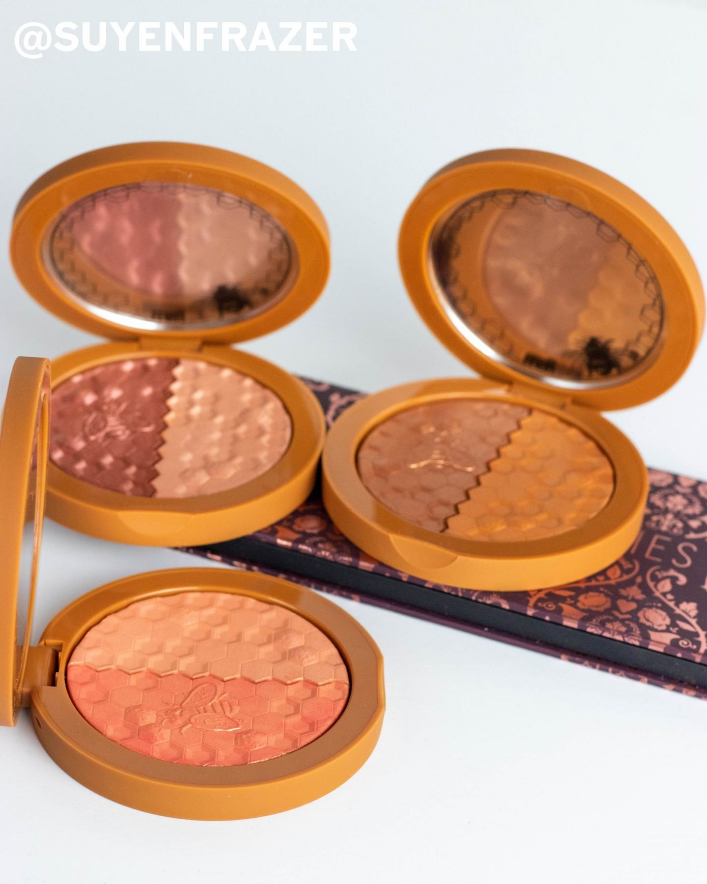 Melt Cosmetics digital dust duo blush